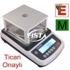Desis EHB-M 600 Onaylı Eczane / Kuyumcu Terazisi 600 gr/0,01 gr*